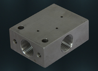 Custom CNC Milling Services of Components