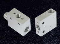 Industrial CNC Milling Services